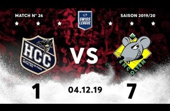 Embedded thumbnail for HC La Chaux-de-Fonds – EHC Olten (1-7)