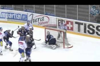 Embedded thumbnail for HC La Chaux-de-Fonds - GCK Lions (3-5)