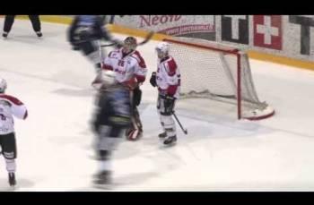 Embedded thumbnail for HC La Chaux-de-Fonds - HC Red-Ice (3-2) AP