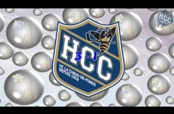 Embedded thumbnail for HC La Chaux-de-Fonds - EHC Olten (3-2)