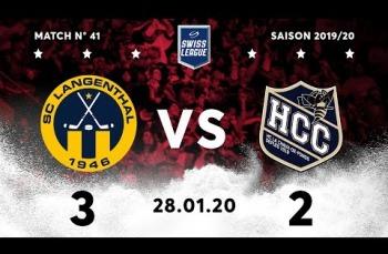 Embedded thumbnail for SC Langenthal - HC La Chaux-de-Fonds (3-2)